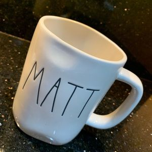 New! Rae Dunn Matt Mug 🎁